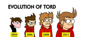 Evolution of Tord