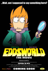 Eddsworld: The Movie - Character Poster #3 (Matt) by SuperSmash3DS