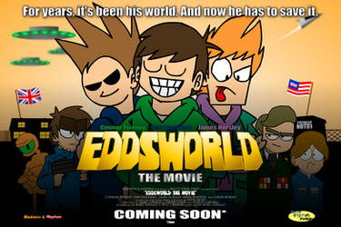 Eddsworld: The Movie - New Official Poster by SuperSmash3DS