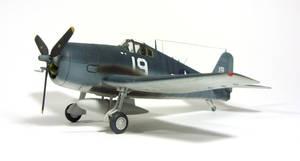 1/72 F6F-3 Hellcat I