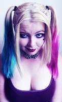 Harley Quinn - Puddin!?