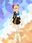 Barbara Dunkelman - Sukedan Venus (Sailor Moon)