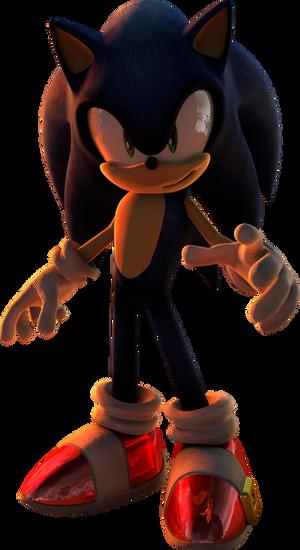 Epic Sonic (Next-Gen Pose)