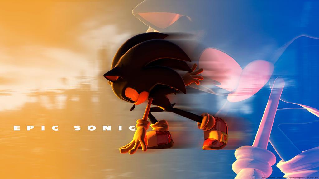 Epic Sonic Wallpaper 3 By Mateus2014 On DeviantArt