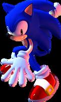 Sonic - Adventure 2 pose