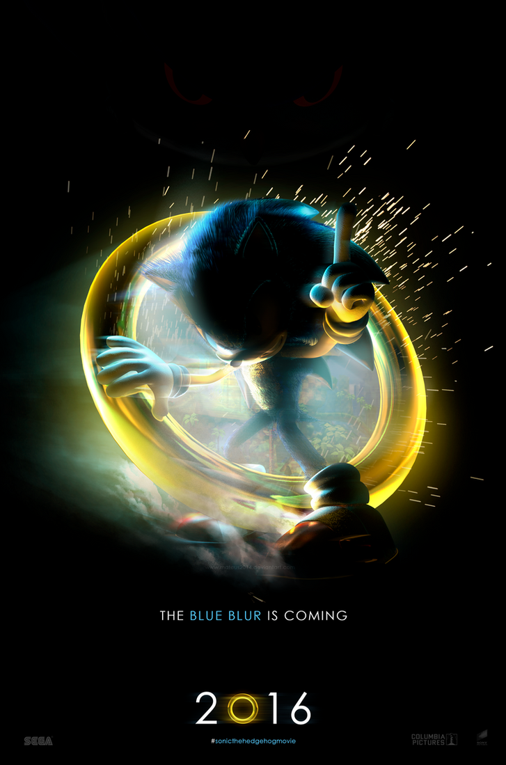 Sonic the Hedgehog Movie - Teaser 3 by mateus2014