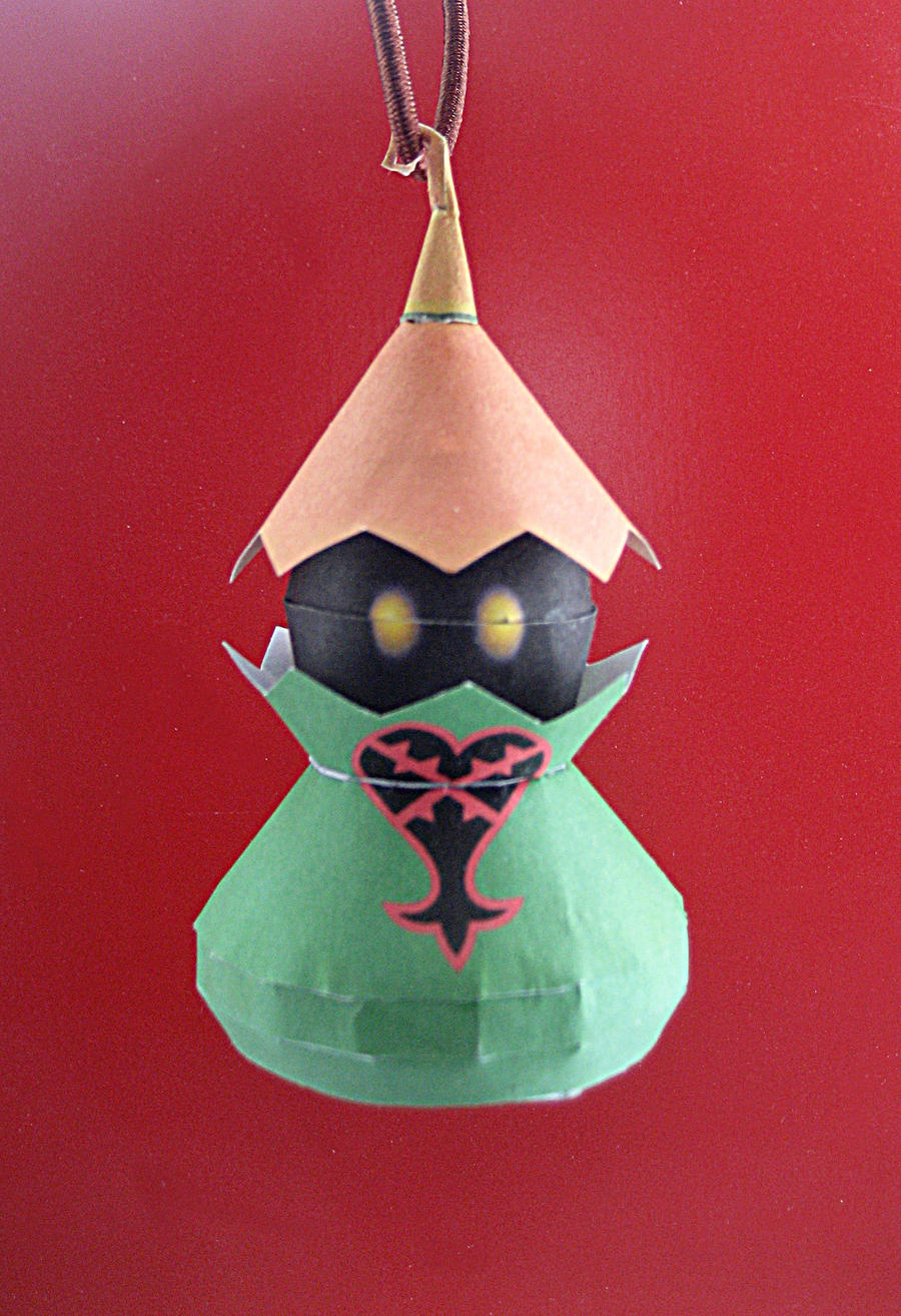 Kingdom Heart-PAPERCRAFT MODEL by Mee-Lin