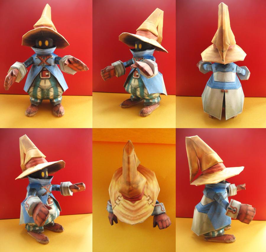 Final Fantasy IX Vivi TA by Mee-Lin