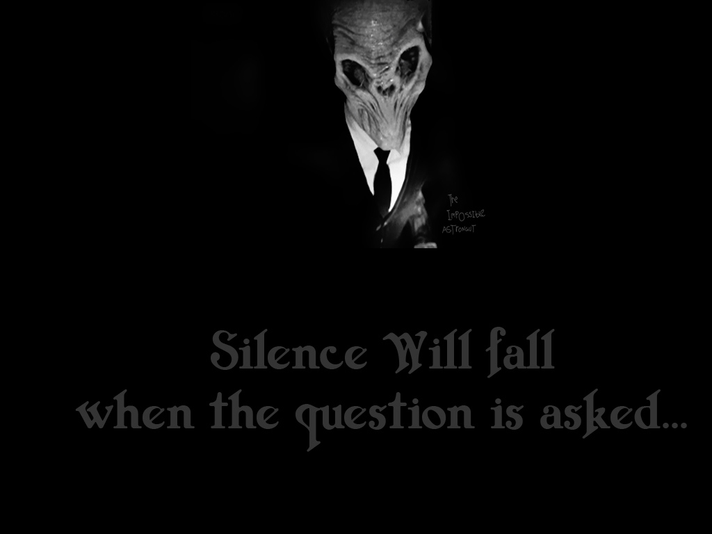 Doctor Who Silence Will Fall Silence will fall wallpaper byDoctor Who The Silence Will Fall
