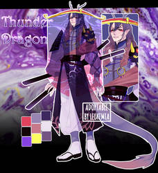 Thunder Dragon ADOPT [CLOSED]