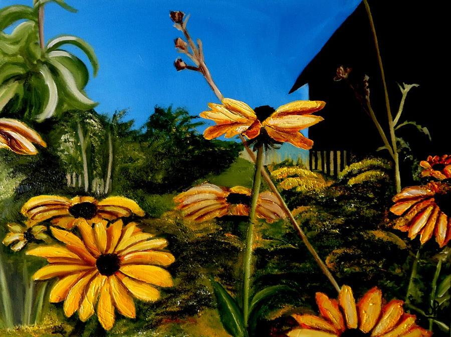 Summer Garden by WendyMitchell
