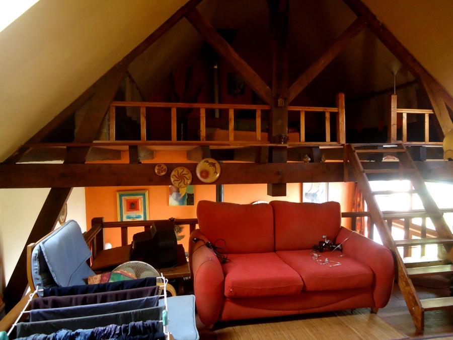 Mezzanine Plus Sleeping Loft By Wendymitchell On Deviantart