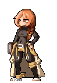 Sprite Commission #6 Cuina by TheWindTunnell