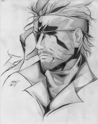 Big Boss MGS:PW bust by AaronNSN