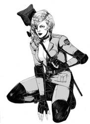 Sniper Wolf by AaronNSN
