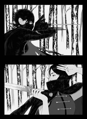 Batgirl VS Lady Shiva