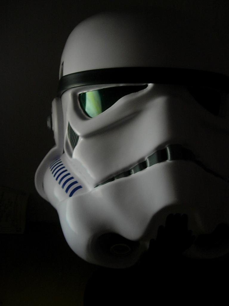 Stormtrooper Helmet by Black-Templars