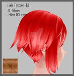 Hair tex pack 1