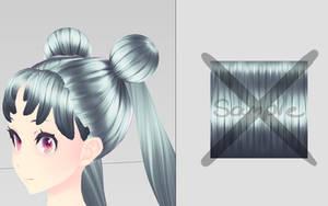 TDA Mimic hair tex