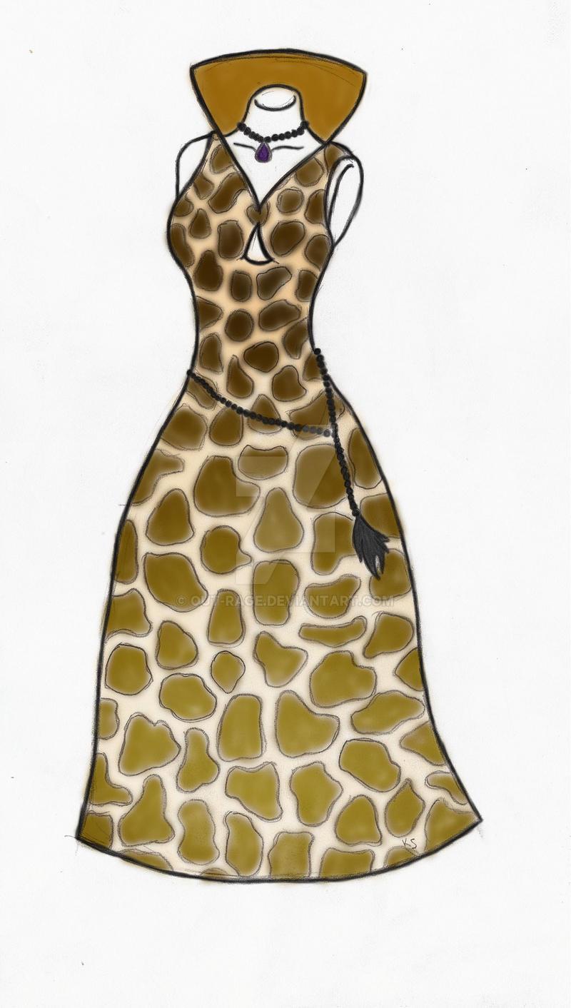 Giraffe by Out-Rage