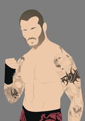 Randy Orton Vector