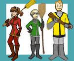 The Family Quidditch