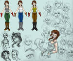 Cassidy: Character Sheet