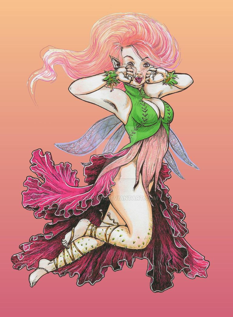 Fairies are so delicate creatures by Codynn