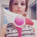 Sakura parrot scepter