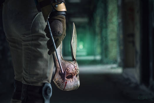 Bioshock Mask