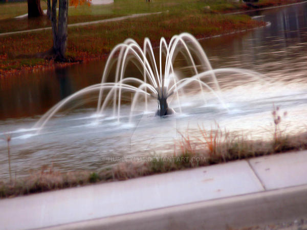 Beautiful Water Fountain By Hurley1515 On Deviantart
