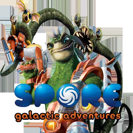 Spore ga dock icon by rich246 on deviantart - Spore galactic adventures wallpaper ...