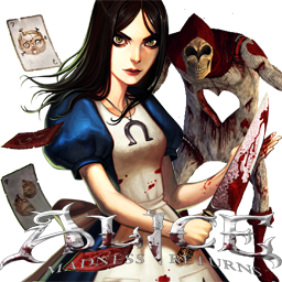 Alice Madness Returns Icon by Rich246