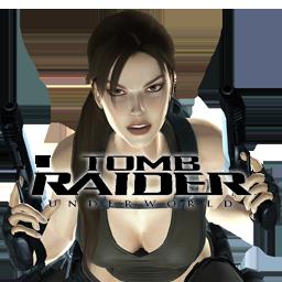 Tomb Raider: Underworld Icon by Rich246