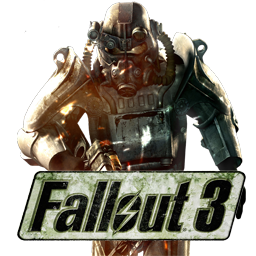 Fallout 3 Dock Icon by Rich246