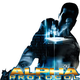 Alpha Protocol Dock Icon by Rich246