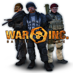 War Inc. Battlezone Dock Icon by Rich246