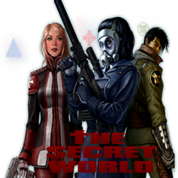 The Secret World Dock Icon by Rich246