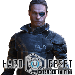 Hard Reset Extended Edition Dock Icon by Rich246