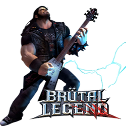 Brutal Legend Dock Icon by Rich246