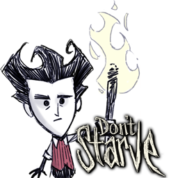 Don't Starve Dock Icon by Rich246