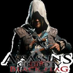 Assassin's Creed IV: Black Flag Dock Icon