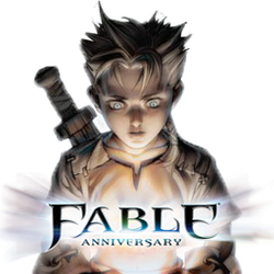 Fable Anniversary Dock Icon