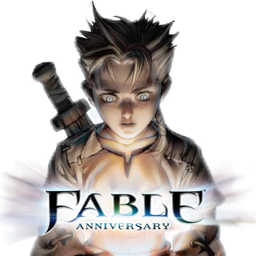 Fable Anniversary Dock Icon by Rich246