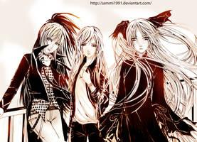girls in black by sammihisame