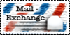 Mail Exchange Stamp by Bexy-Lea
