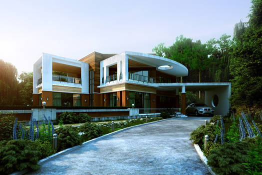 Modern_House_on the Hill