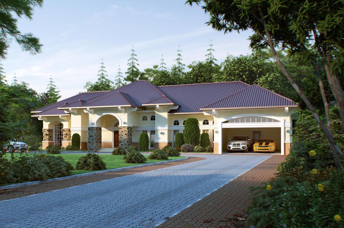 Mansion House By Biz Kong On Deviantart