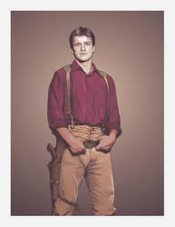 Captain Malcolm Reynolds by verucasalt82