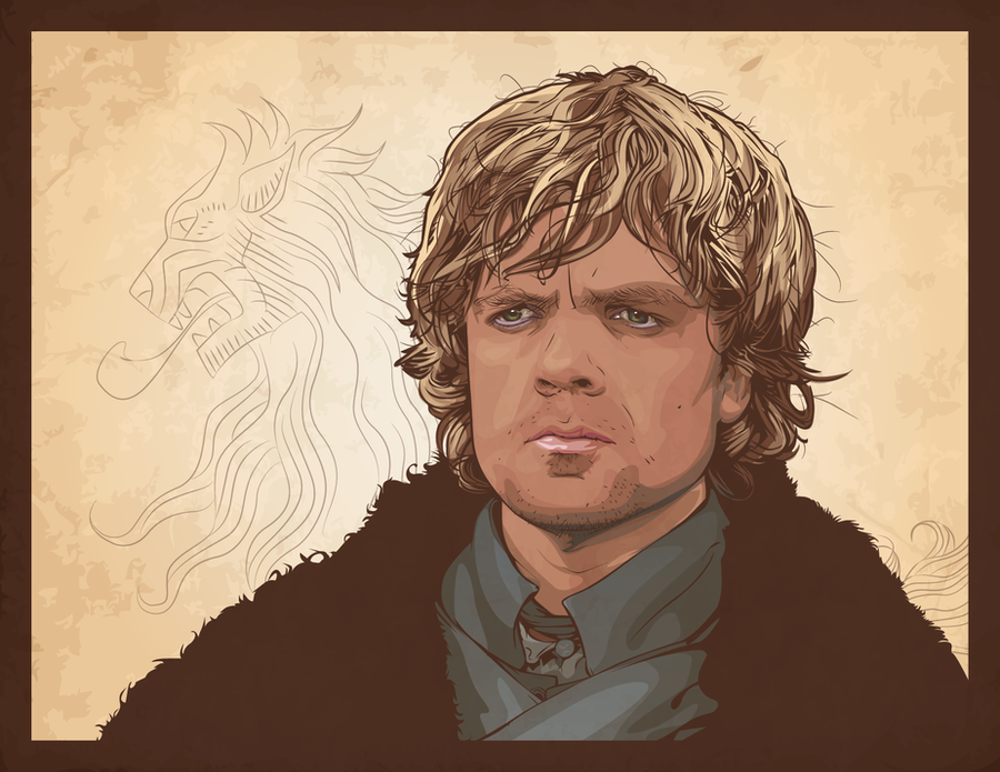 Tyrion Lannister by verucasalt82
